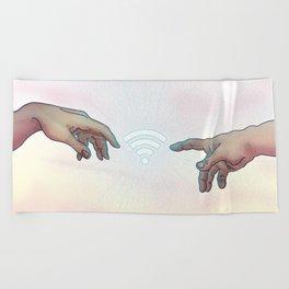 WiFi Beach Towel