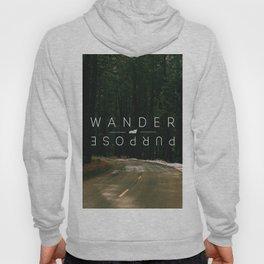 Wander with Purpose Hoody