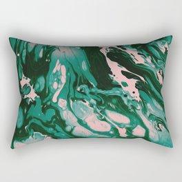MEET ME IN THE WOODS Rectangular Pillow