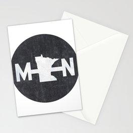 Minnesota Logo MN Stationery Cards