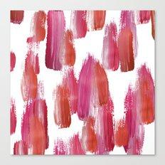 Pink Mood Canvas Print