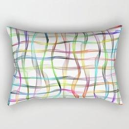 Twists Rectangular Pillow