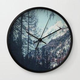 Please Come Back Wall Clock