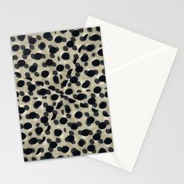 Metallic Camouflage Stationery Cards