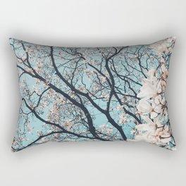 Spring bloom Rectangular Pillow