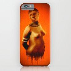 Black Beauty  iPhone 6s Slim Case