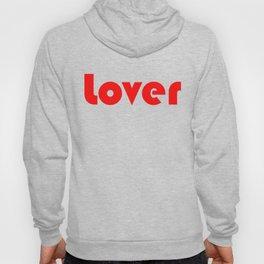 Red Lover Hoody