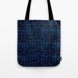 Sci-Fi Tech Circuit Tote Bag
