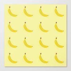 Bananas!!! Canvas Print