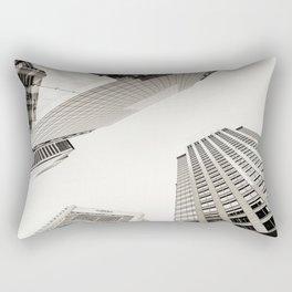 city view nyc Rectangular Pillow