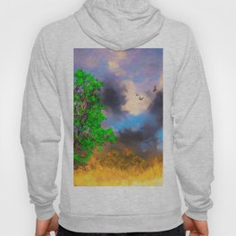 The Landscape Watercolor (Color) Hoody