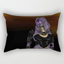 Tali'Zorah Rectangular Pillow