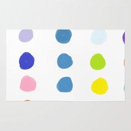 Color Palette Rug