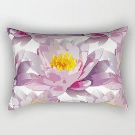 Seamless Repeating Tiling Rectangular Pillow