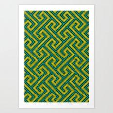ARUAK 2 Art Print