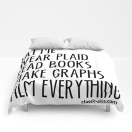 Classic Alice Life Comforters