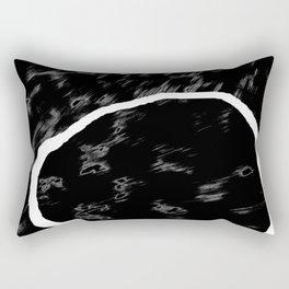 Cercle et vent Rectangular Pillow