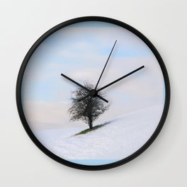 Simplicity in itself Wall Clock