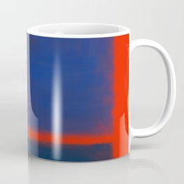 Rothko Inspired #7 Coffee Mug