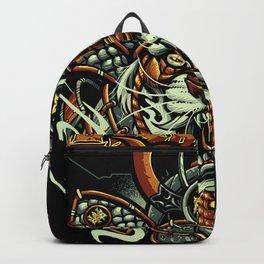 Tiger Samurai Backpack