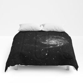 Galaxy Space Stars Universe | Comforter Comforters