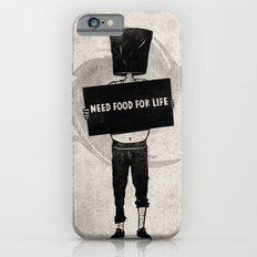 Need Food For Life iPhone 6s Slim Case