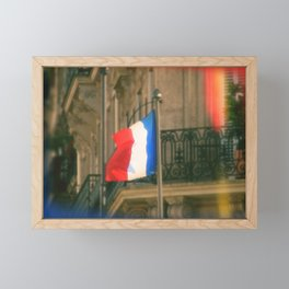 Liberty, Equality, Fraternity Framed Mini Art Print