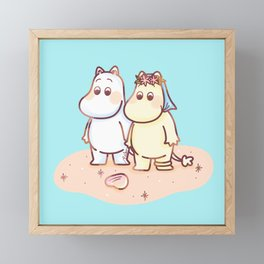 Treasure Framed Mini Art Print