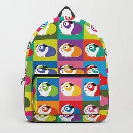 Pop Art Guinea Pigs Backpack