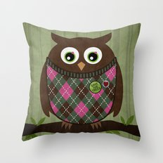 Save the trees Throw Pillow