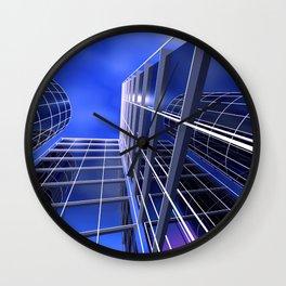citylines -2- Wall Clock