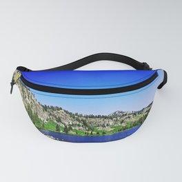 Lake Blue Fanny Pack