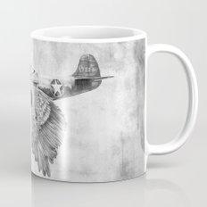 In which it's a bird. It's a plane. Mug