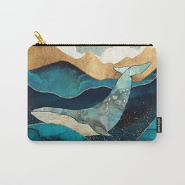 Blue Whale Tasche