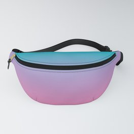 Abstract gradient Fanny Pack