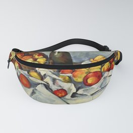 "Paul Cezanne ""Basket of Apples"" Fanny Pack"