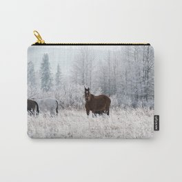 Frosty Boys Carry-All Pouch