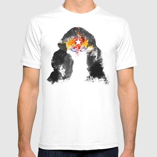 Muscle Girl T-shirt