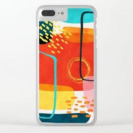 Ferra Clear iPhone Case