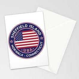Sheffield Island, Norwalk, Connecticut Stationery Cards