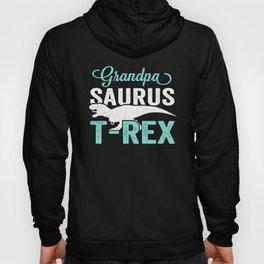 Grandpa Saurus Shirt Hoody