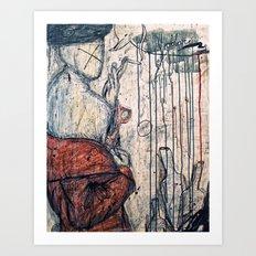 Voolare Art Print
