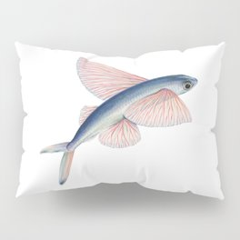 Flying Fish Pillow Sham