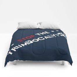 Stop the Trumpocalypse! Comforters