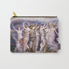 Elihu Vedder The Pleiades Carry-All Pouch