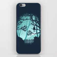 Don't Look Back In Anger iPhone & iPod Skin