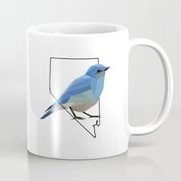 Nevada – Mountain Bluebird Coffee Mug