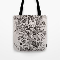 Flighless bird Tote Bag