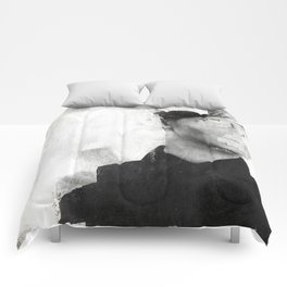 Faceless | number 01 Comforters