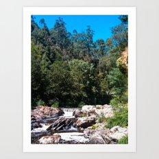 River III Art Print